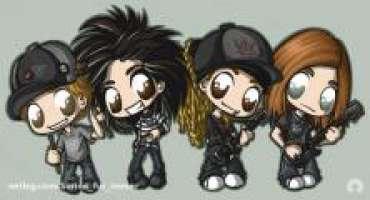 Tokio Hotel al Sud!!!!!!!!