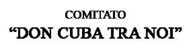 UNA VIA PER DON CUBA