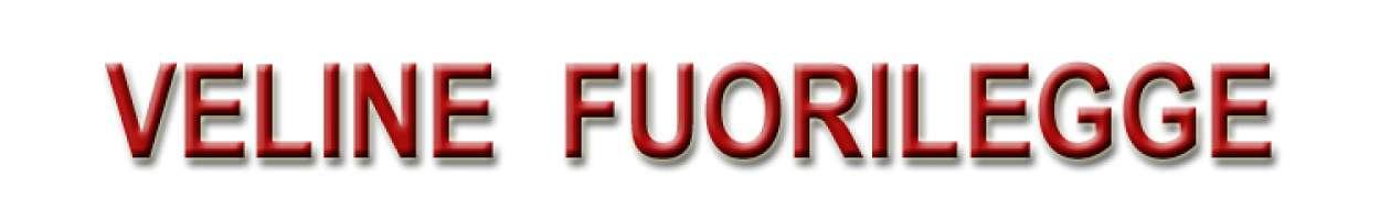 VELINE FUORILEGGE e inserimento dei termini VELINA e VELINARE nel Vocabolario come segue