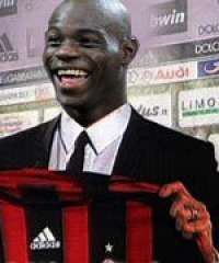 Mario Balotelli all'A.C. Milan