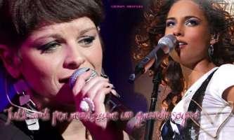 Duetto Alessandra Amoroso  Con Alicia Keys !! *__*