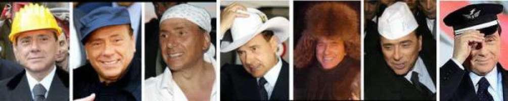 Berlusconi Santificazione