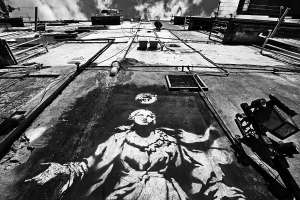 PRESERVIAMO LA STREET ART D'AUTORE A NAPOLI