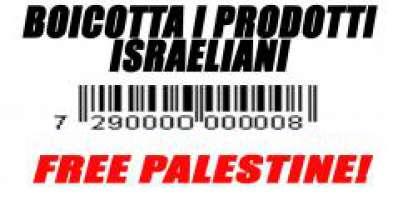 Boicottaggio dei prodotti israeliani