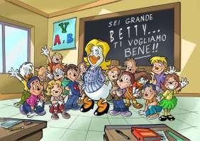 pro maestra betty