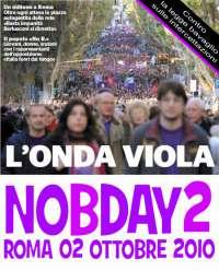 Via Berlusconi e il suo governo, tutti in piazza il 2 ottobre
