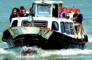 Traghetti ACTV gratis per i residenti delle Isole della Laguna di Venezia