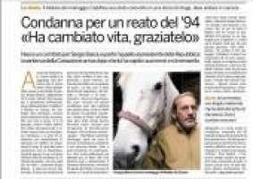 Chiediamo la grazia per Sergio Basciu