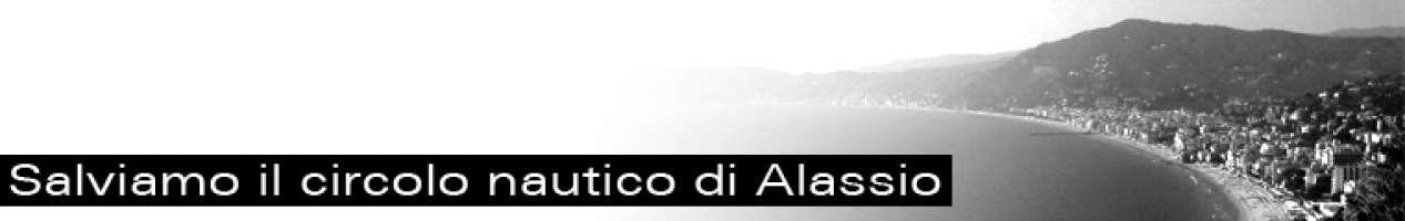 :: salviamo il circolo nautico di Alassio ::