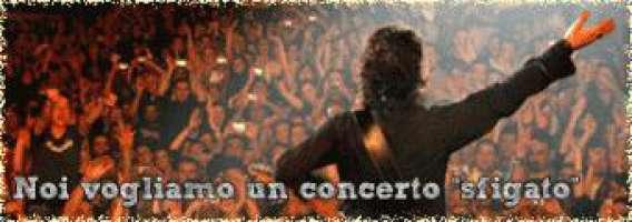 Noi vogliamo un concerto