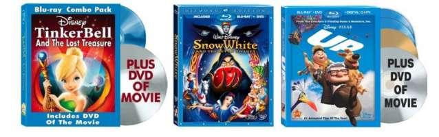 Chiediamo a Walt Disney Studios Home Entertainment Italia di ripristinare la riproduzione delle combo!