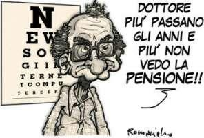 Pensione agli ultra cinquantenni disoccupati