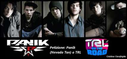 Panik (ex Nevada Tan) a TRL