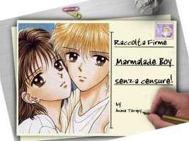 Marmalade Boy Senza Censure