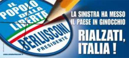 sostieni il PDL a Cormano