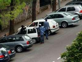 parcheggiatori abusivi pe