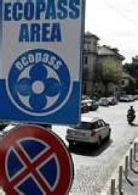 stop all'ecopass a Milano