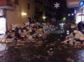 emergenza rifiuti in Campania