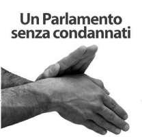 Fuori i condannati dal Parlamento italiano