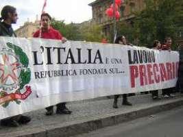 Art.1 L'Italia è una Repubblica democratica, fondata sul lavoro.