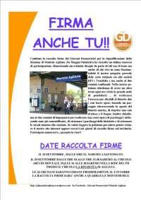Trenitalia - Quale Futuro Per La Stazione Montale Agliana?