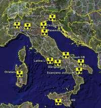 NO ALLE CENTRALI NUCLEARI IN ITALIA