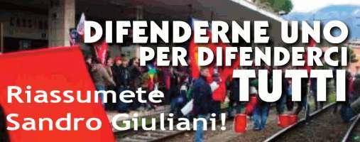 Riassumete Sandro Giuliani!