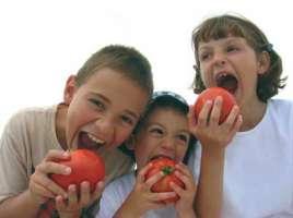 Alimenti Biologici nella mense delle scuole di Troia