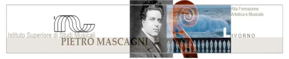 Appello per l'Istituto Musicale Pietro Mascagni di Livorno