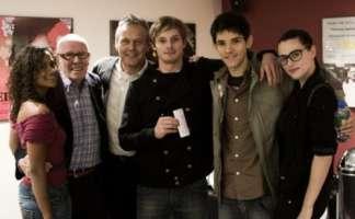 Vogliamo il cast di Merlin in Italia!