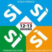 4 SI PER IL REFERENDUM DEL 12-13 GIUGNO 2011