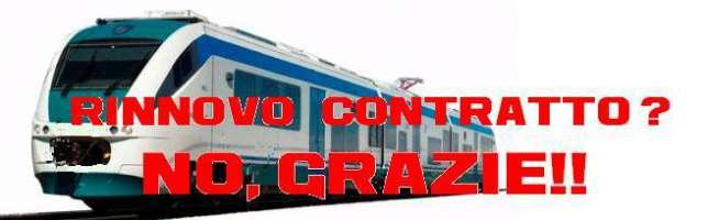 RINNOVO CONTRATTO FS?  NO, GRAZIE!!