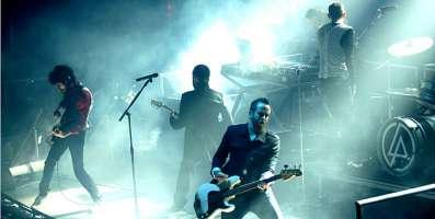 Linkin Park in concerto a Pomezia