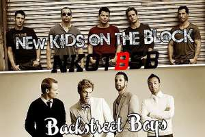 New Kidz On The BackStreet Boys in Italia
