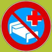 NO alla chiusura dell'Ospedale  M.Scarlato