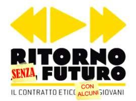NO alla DISCRIMINAZIONE dal bando Ritorno al Futuro