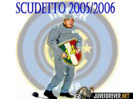 Revochiamo lo scudetto 2006 all'Inter