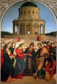Lo Sposalizio della Vergine torni a Città di Castello'