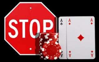 stop al gioco d'azzardo minicasinò