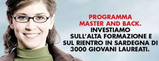 Master & Back: finanziamento dei percorsi di rientro