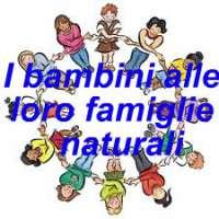 MANIFESTAZIONE RIDATECI I NOSTRO FIGLI ! ! !
