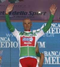 Vogliamo Stefano Garzelli e l'Acqua & Sapone al Giro 2012