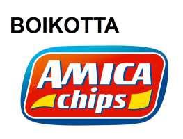 BOIKOTTIAMO Amica Chips