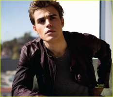 We want Paul Wesley in Italy!