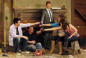 Vogliamo il cast di How I Met Your Mother in Italia!