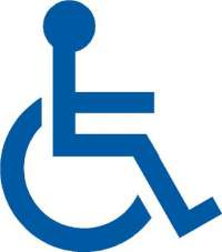 cancellare la parola handicappato