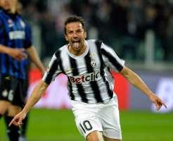 Alessandro Del Piero ancora in Bianconero!