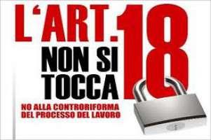Petizione contro L' articolo 18 !!