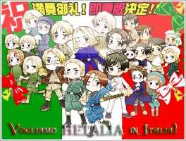 Vogliamo HETALIA in Italia!