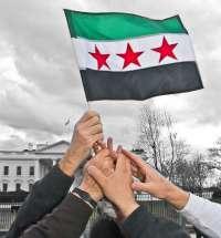 Per una Siria libera e democratica! Assad all'Aja!
